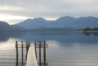 Lake Te Anau NZ