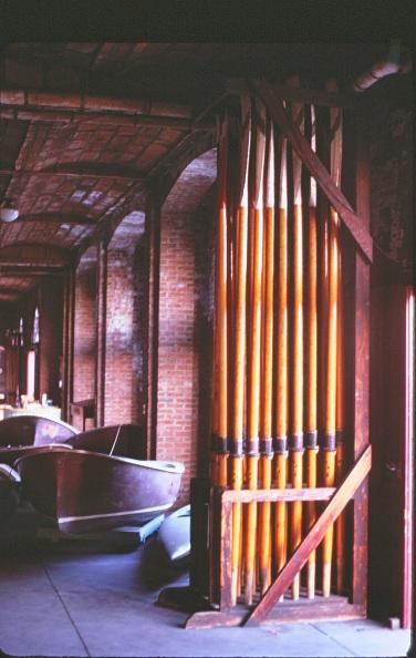 Harvard Boat House